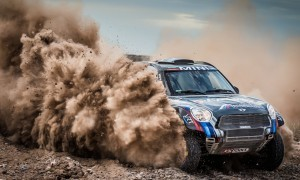 MINI Countryman DAKAR 2015 9
