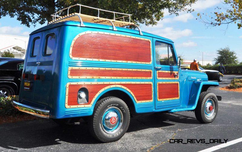Mecum 2015 Florida Faves - 1962 Willys JEEP Utility Wagon 18