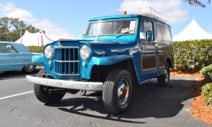 Mecum 2015 Florida Faves - 1962 Willys JEEP Utility Wagon 2