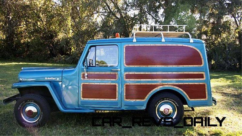 Mecum 2015 Florida Faves - 1962 Willys JEEP Utility Wagon 21