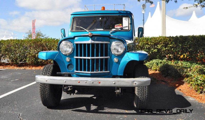 Mecum 2015 Florida Faves - 1962 Willys JEEP Utility Wagon 5