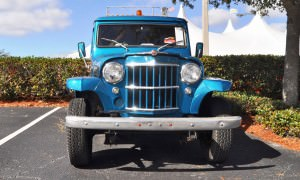 Mecum 2015 Florida Faves - 1962 Willys JEEP Utility Wagon 6