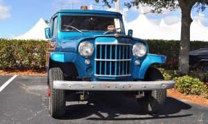 Mecum 2015 Florida Faves - 1962 Willys JEEP Utility Wagon 7