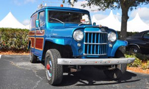 Mecum 2015 Florida Faves - 1962 Willys JEEP Utility Wagon 8
