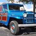 Mecum 2015 Florida Faves - 1962 Willys JEEP Utility Wagon 9 - Copy