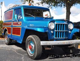 Mecum 2015 Florida Faves – 1962 Willys JEEP Utility Wagon