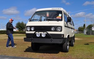 Mecum Florida 2015 Favorites - 1987 Volkswagen SYNCHRO 4x4 TurboDiesel Westfalia 1