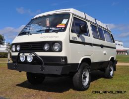 Mecum Florida 2015 Favorites – 1987 Volkswagen SYNCHRO 4×4 TurboDiesel Westfalia