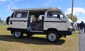 Mecum Florida 2015 Favorites - 1987 Volkswagen SYNCHRO 4x4 TurboDiesel Westfalia 13
