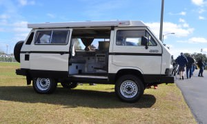 Mecum Florida 2015 Favorites - 1987 Volkswagen SYNCHRO 4x4 TurboDiesel Westfalia 14