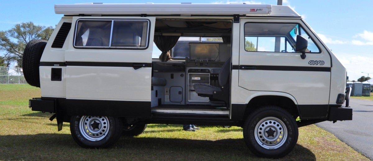Mecum Florida 2015 Favorites - 1987 Volkswagen SYNCHRO 4x4 TurboDiesel Westfalia 16