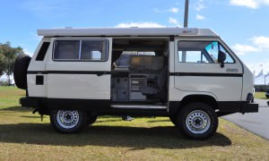 Mecum Florida 2015 Favorites - 1987 Volkswagen SYNCHRO 4x4 TurboDiesel Westfalia 17