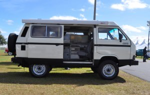 Mecum Florida 2015 Favorites - 1987 Volkswagen SYNCHRO 4x4 TurboDiesel Westfalia 18