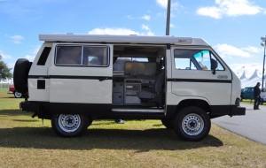 Mecum Florida 2015 Favorites - 1987 Volkswagen SYNCHRO 4x4 TurboDiesel Westfalia 18