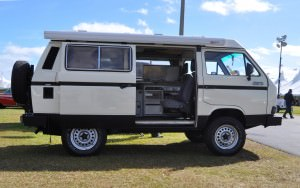 Mecum Florida 2015 Favorites - 1987 Volkswagen SYNCHRO 4x4 TurboDiesel Westfalia 19