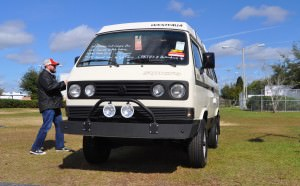 Mecum Florida 2015 Favorites - 1987 Volkswagen SYNCHRO 4x4 TurboDiesel Westfalia 2