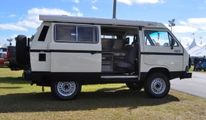 Mecum Florida 2015 Favorites - 1987 Volkswagen SYNCHRO 4x4 TurboDiesel Westfalia 20