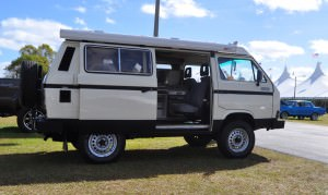 Mecum Florida 2015 Favorites - 1987 Volkswagen SYNCHRO 4x4 TurboDiesel Westfalia 21