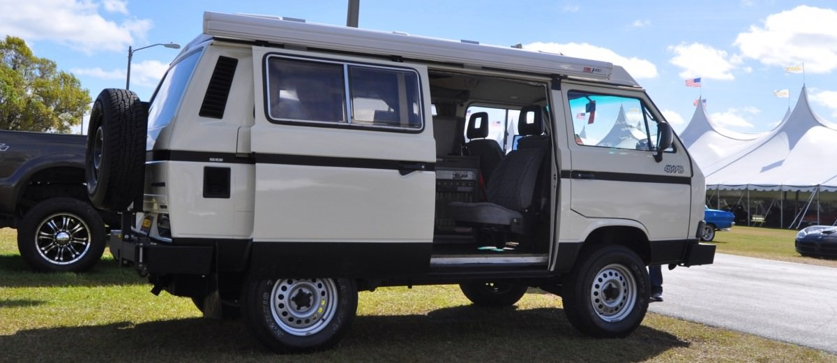 Mecum Florida 2015 Favorites - 1987 Volkswagen SYNCHRO 4x4 TurboDiesel Westfalia 22