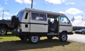 Mecum Florida 2015 Favorites - 1987 Volkswagen SYNCHRO 4x4 TurboDiesel Westfalia 23