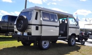 Mecum Florida 2015 Favorites - 1987 Volkswagen SYNCHRO 4x4 TurboDiesel Westfalia 24
