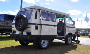 Mecum Florida 2015 Favorites - 1987 Volkswagen SYNCHRO 4x4 TurboDiesel Westfalia 25