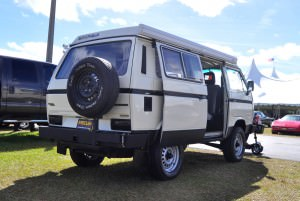 Mecum Florida 2015 Favorites - 1987 Volkswagen SYNCHRO 4x4 TurboDiesel Westfalia 26