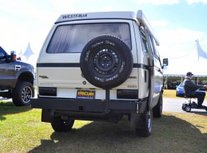 Mecum Florida 2015 Favorites - 1987 Volkswagen SYNCHRO 4x4 TurboDiesel Westfalia 29