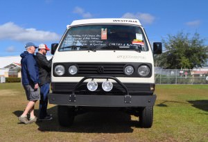 Mecum Florida 2015 Favorites - 1987 Volkswagen SYNCHRO 4x4 TurboDiesel Westfalia 3