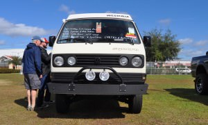 Mecum Florida 2015 Favorites - 1987 Volkswagen SYNCHRO 4x4 TurboDiesel Westfalia 4