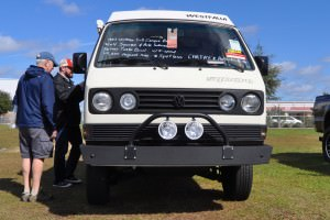 Mecum Florida 2015 Favorites - 1987 Volkswagen SYNCHRO 4x4 TurboDiesel Westfalia 5