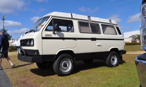 Mecum Florida 2015 Favorites - 1987 Volkswagen SYNCHRO 4x4 TurboDiesel Westfalia 6