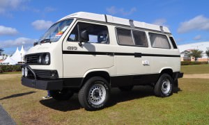 Mecum Florida 2015 Favorites - 1987 Volkswagen SYNCHRO 4x4 TurboDiesel Westfalia 7