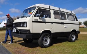 Mecum Florida 2015 Favorites - 1987 Volkswagen SYNCHRO 4x4 TurboDiesel Westfalia 8