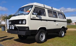 Mecum Florida 2015 Favorites - 1987 Volkswagen SYNCHRO 4x4 TurboDiesel Westfalia 9