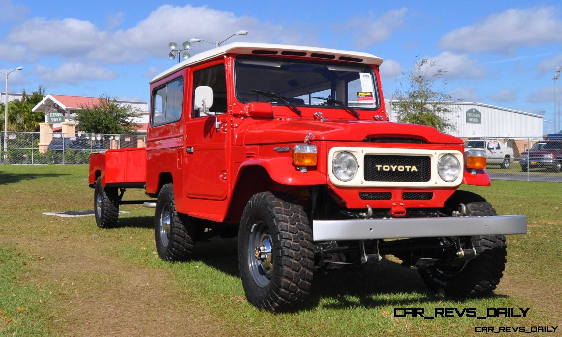 Mecum Florida 2015 Favorites - Toyota FJ40 Land Cruiser 1