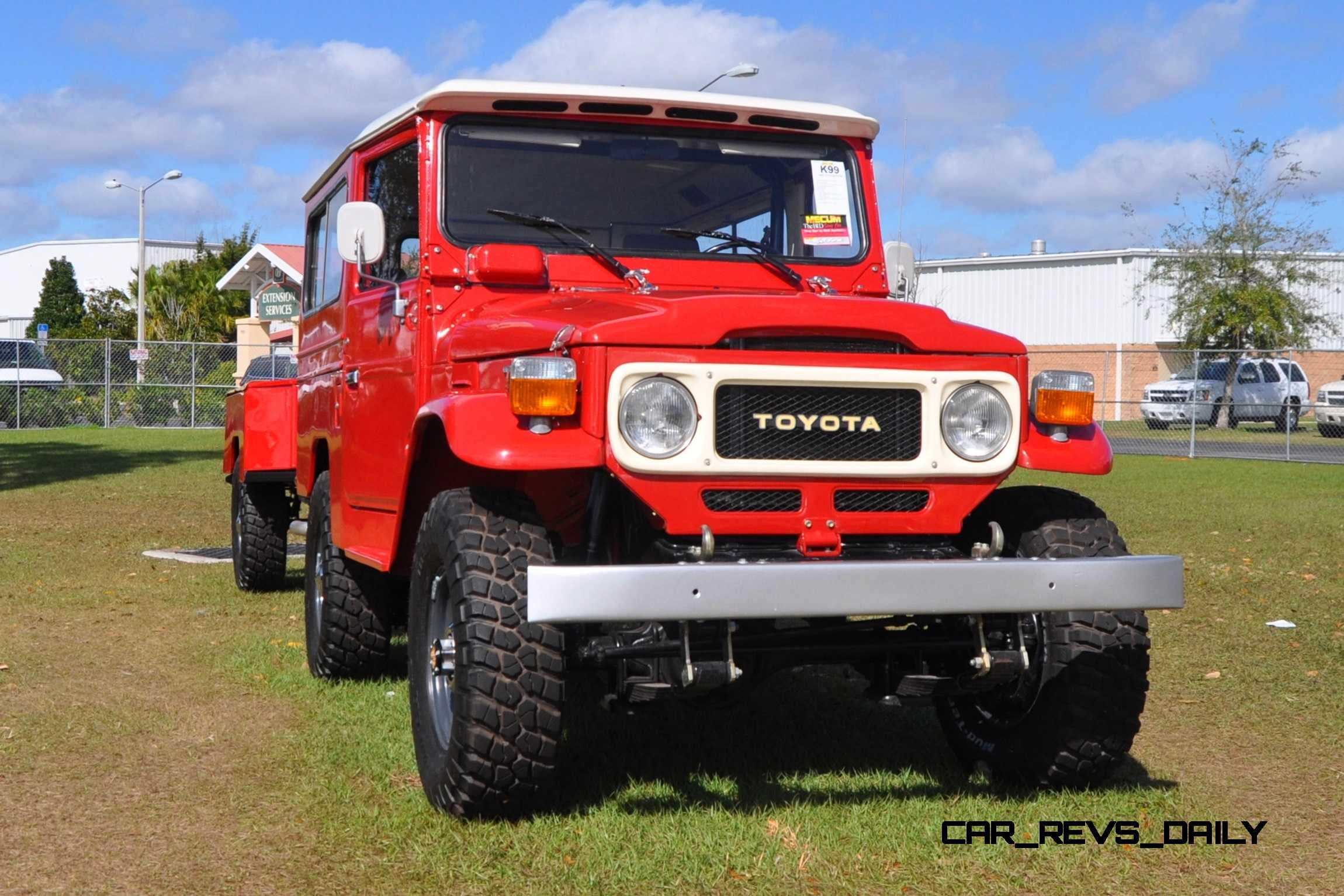 Mecum Florida 2015 Favorites – Toyota FJ40 Land Cruiser ...