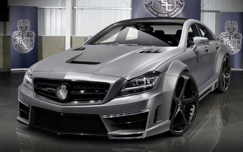 Mercedes-Benz CLS by German Special Customs 1