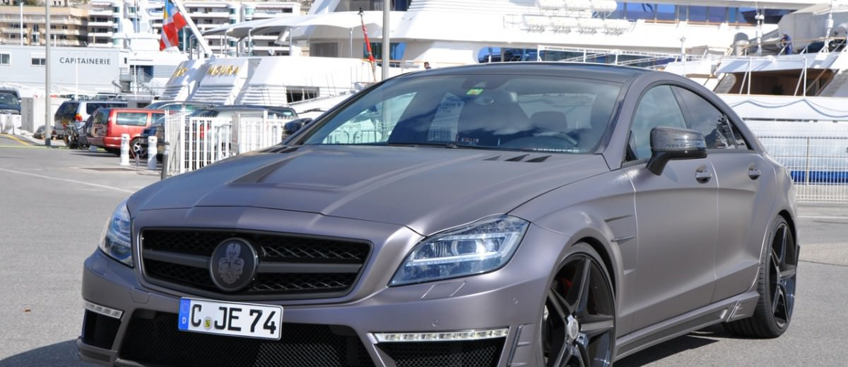 Mercedes-Benz CLS by German Special Customs 27