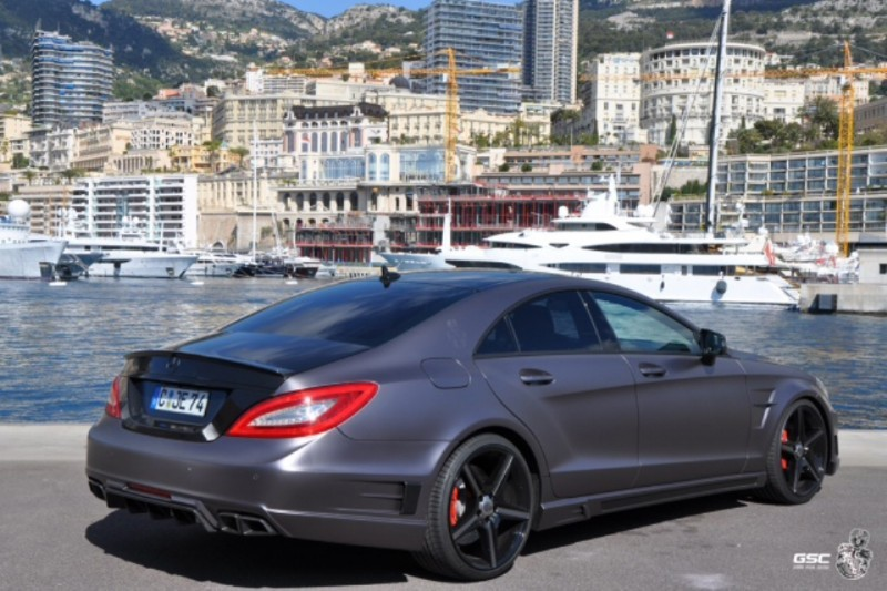Mercedes-Benz CLS by German Special Customs 29