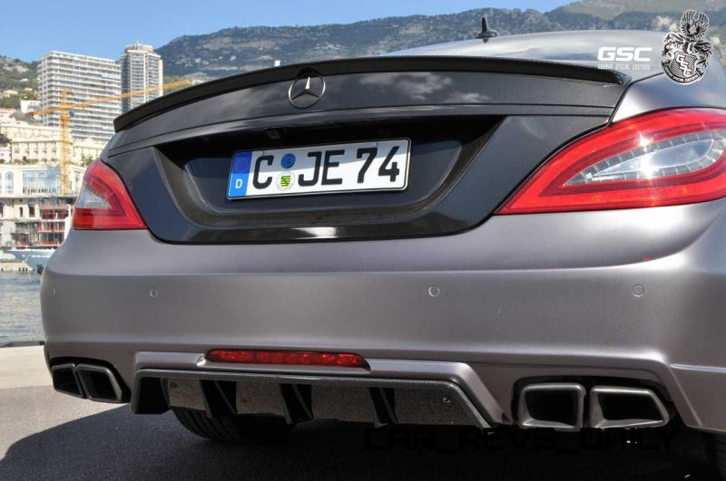 Mercedes-Benz CLS by German Special Customs 31