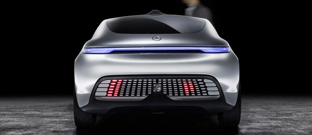 Mercedes-Benz F 015 Concept 2