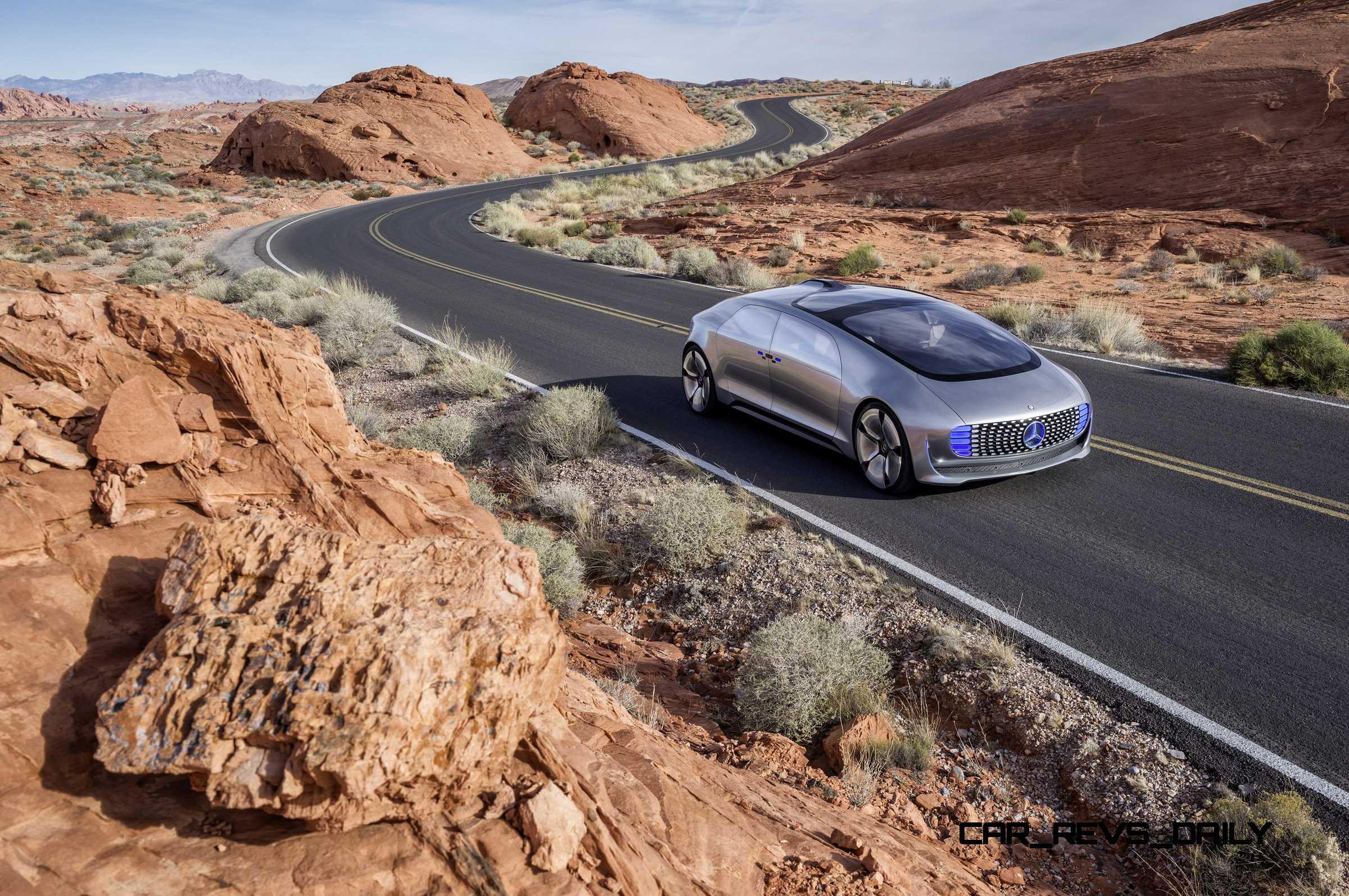 Mercedes benz f015 for Mercedes benz complaints procedure