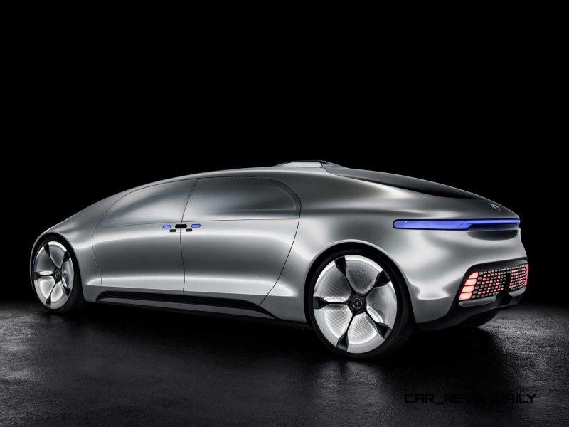 Mercedes-Benz F 015 Concept 23