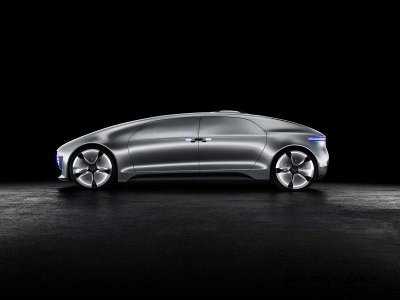 Mercedes-Benz F 015 Concept 33