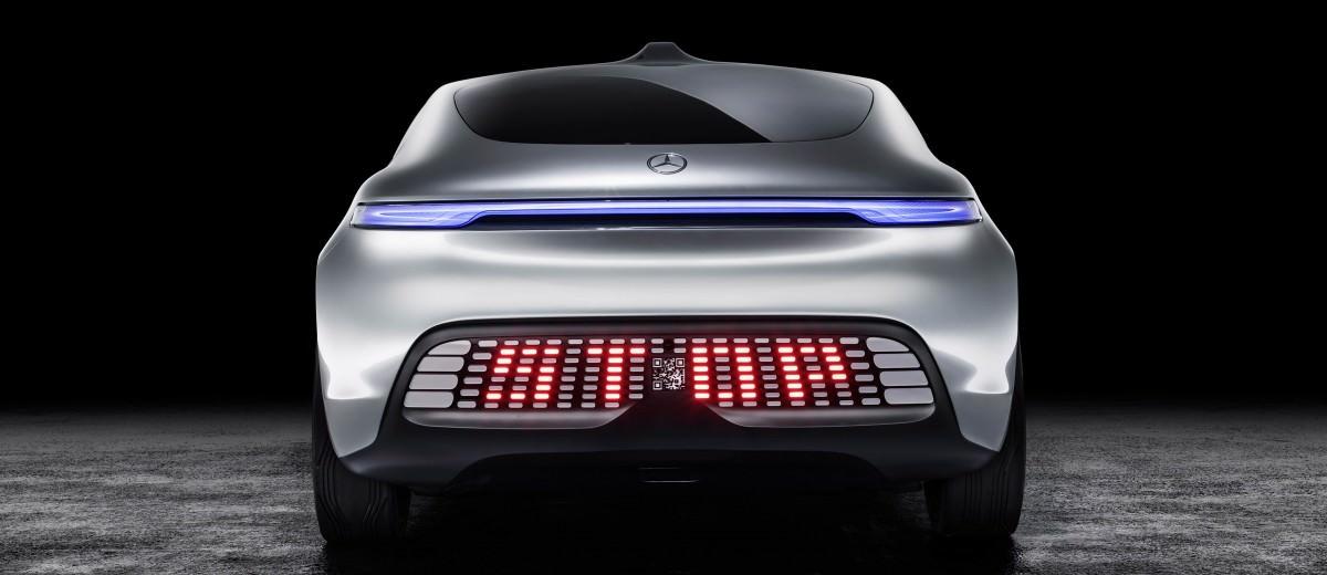 Mercedes-Benz F 015 Concept 37