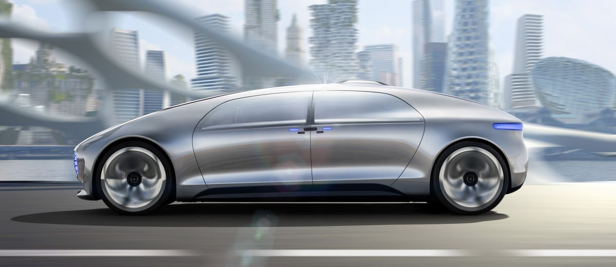 Mercedes-Benz F 015 Concept 5
