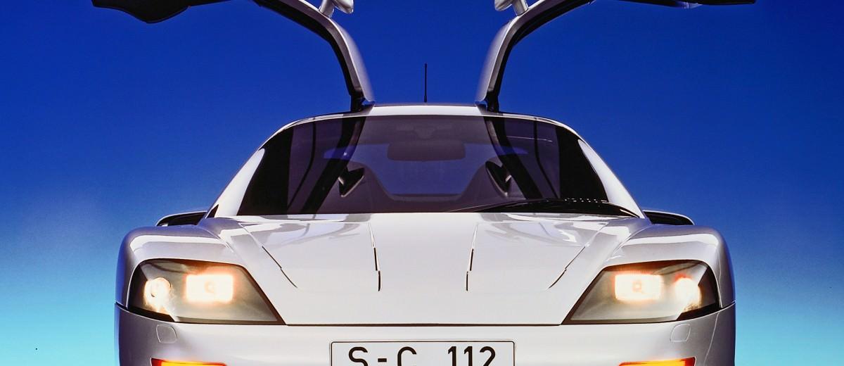 1991 Mercedes-Benz C112 Concept