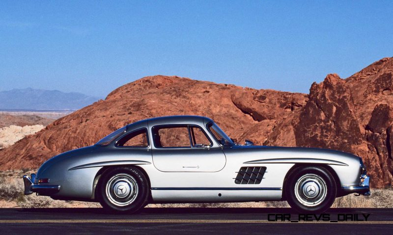 Mercedes-Benz Gullwing Supercar Evolution 28 copy