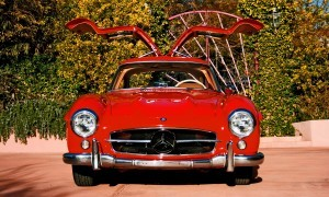 Mercedes-Benz Gullwing Supercar Evolution 30 copy